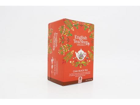 English Tea Shop Black tea chai 20bt