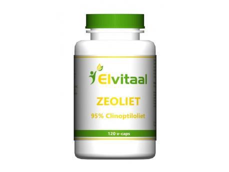 Elvitaal Zeoliet 550 mg 120cap
