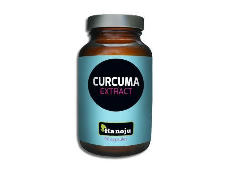 Hanoju Curcuma Extract 400 mg 90cap
