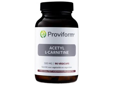 Proviform Acetyl L-carnitine 500 mg 90vc