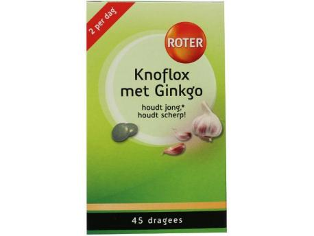 Roter Knoflox & Ginkgo 1 per day 45drg