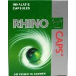 Rhino Inhalatiecapsules 16cap