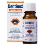 Vemedia Dentinox suikervrij 9ml