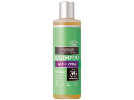 Urtekram Shampoo aloe vera anti-roos 250ml
