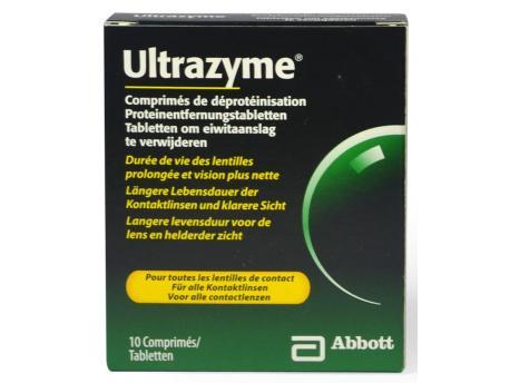 Een Ultrazyme Eiwitverwijderingstabletten 10tab Ultrazyme te koop aangeboden