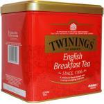 Twinings English breakfast blik 500g
