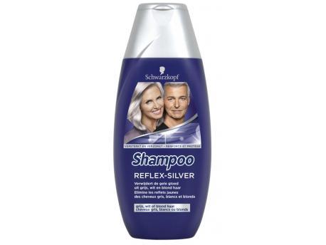 Schwarzkopf Reflex silver shampoo 250ml