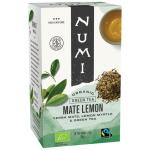 Numi Green tea rainforest degree lemon 18st
