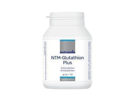 Nutramin NTM Glutathione plus 90cap