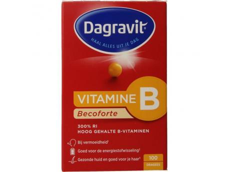 Dagravit Becoforte 100drg