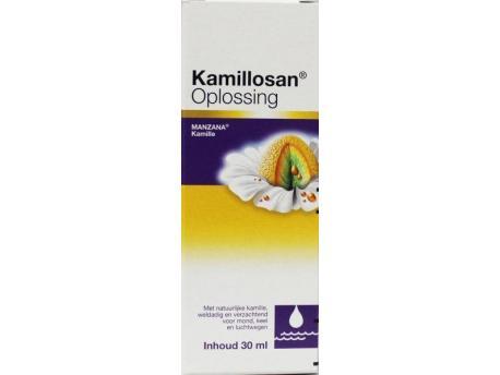 Kamillosan Oplossing 30ml