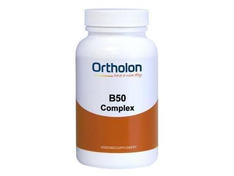 Ortholon B50 complex 120tab