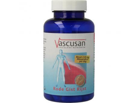 Vascusan Red yeast rice 90cap