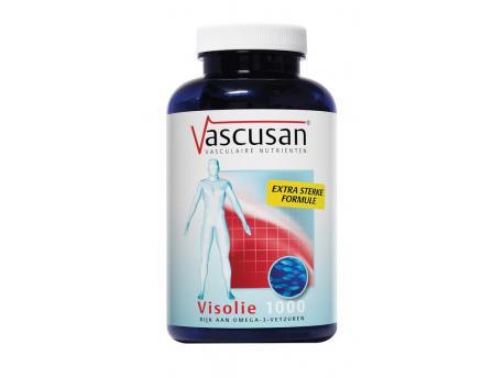 Vascusan Fish oil 1000 180cap