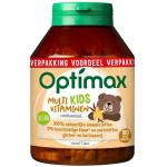 Optimax kids multivit naturel 180kt