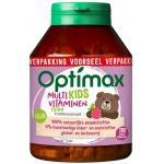 Optimax kids multivit extra 180kt