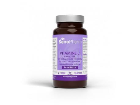 Sanopharm Vitamine C 250 mg & bioflavonoiden 80 mg 60tab