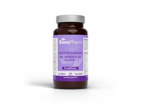 Sanopharm Multi Vitamins/minerals Euro 90tab