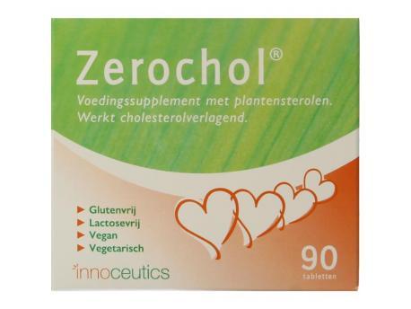 Pharmaccent Zerochol 90tab