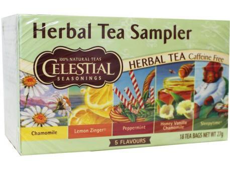 Celestial Season Herb sampler tea 18st