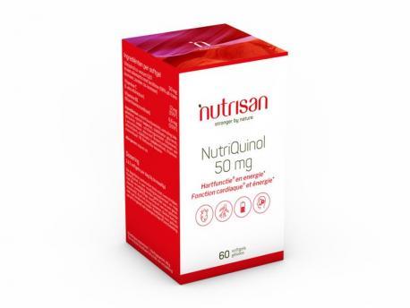 Nutrisan Nutriquinol 50mg 60sft