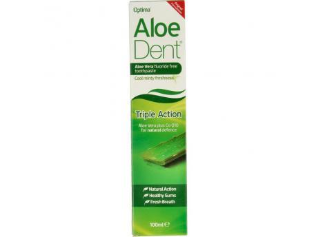 Aloe Dent Ransom Aloe Vera Tandpasta Triple Action 100ml