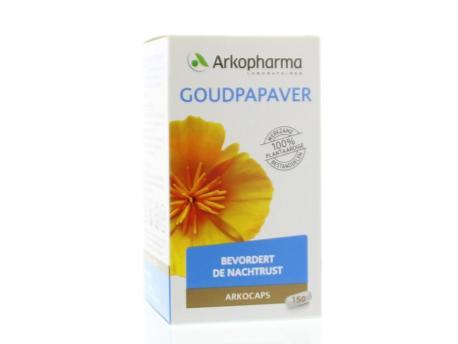 Arkocaps Gold Poppy 150cap