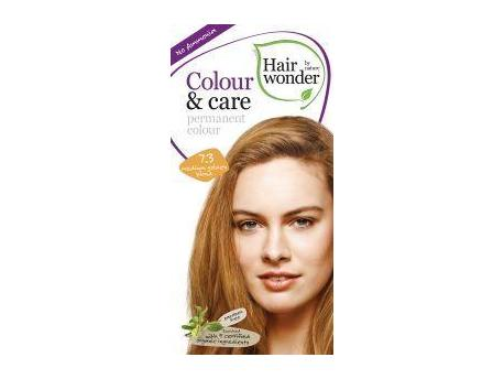 Hairwonder Color and care 7.3 medium gold blond 100ml