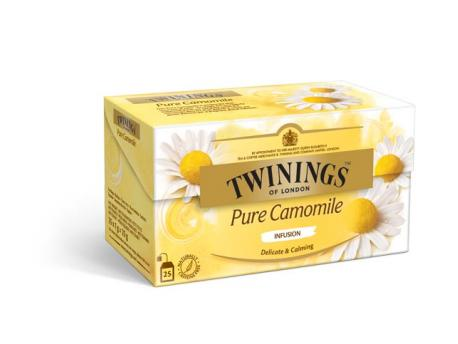 Twinings Infusion camomile 25st