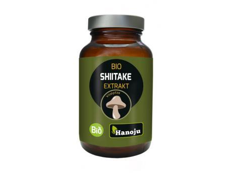 Hanoju Bio shiitake extract 60vc