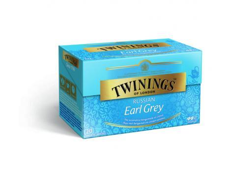 Twinings Earl grey Russian 20st