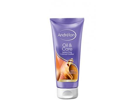 Andrelon Haarmasker oil & care 1 minuut 180ml