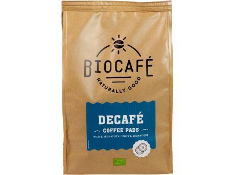 Biocafe Coffee pads caffeinevrij 36st