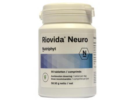 Riovida neuro Nutriphyt 90tab