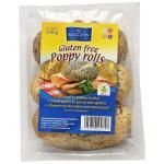 Bezgluten Poppy seeds sandwiches 180g