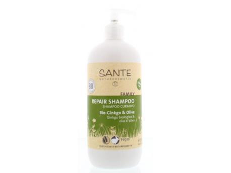 Sante Family bio ginkgo olijf shampoo BDIH 500ml