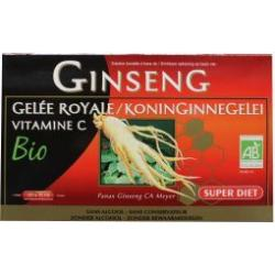 Ginseng met royal jelly 20 x 15ml