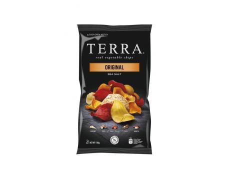 Terra Chips Original exotische groenten 110g