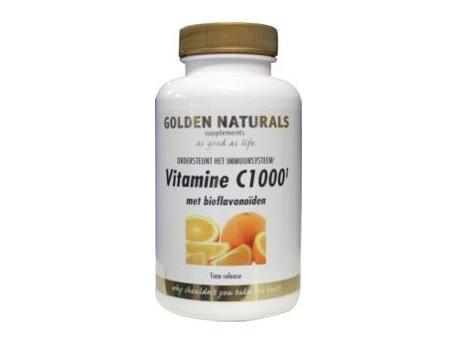 Golden Naturals Vitamine C 1000 90tab