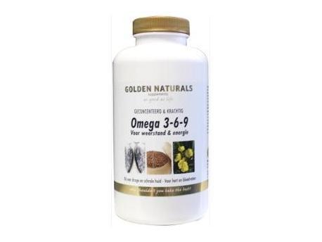 Golden Naturals Omega 3 6 9 220cap