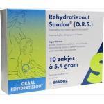 Sandoz Rehydratatiezout sachet 5.4 gram SAN 10st