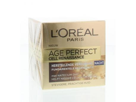 Loreal Age perfect cell renaissance night cream 50ml