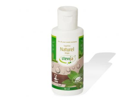 Stevija Stevia vloeibaar naturel 40ml