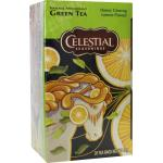 Celestial Season Honey lemon ginseng green tea 20st