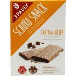 3pauly Schoko snack 100g