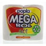 Popla Toiletpapier jumborol 400 vel 4rol