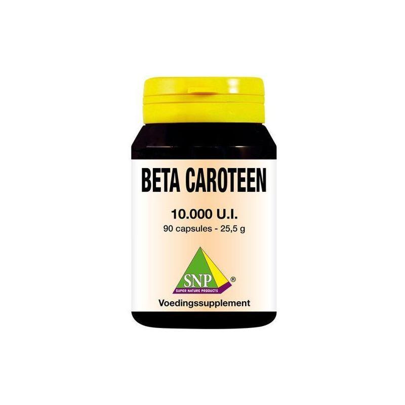 10e000vsm: Beta Caroteen 10.000 U.I. SNP
