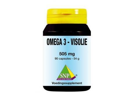 SNP Omega 3 - Fish oil 90cap