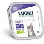 Yarrah Kat wellness pate kip kalkoen aloe vera 100g