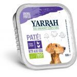 Yarrah Dog wellness pate turkey aloe vera 150g